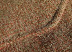 Closeup of weave